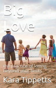 The practice of loving beyond your limits