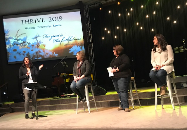 thrive panel