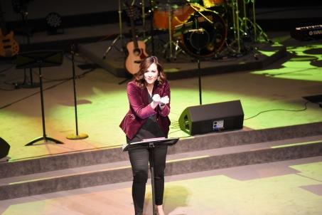 Pastor Tara Beth Leach