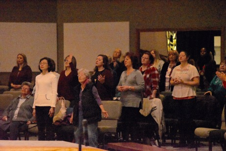 Worshipping our Faithful God