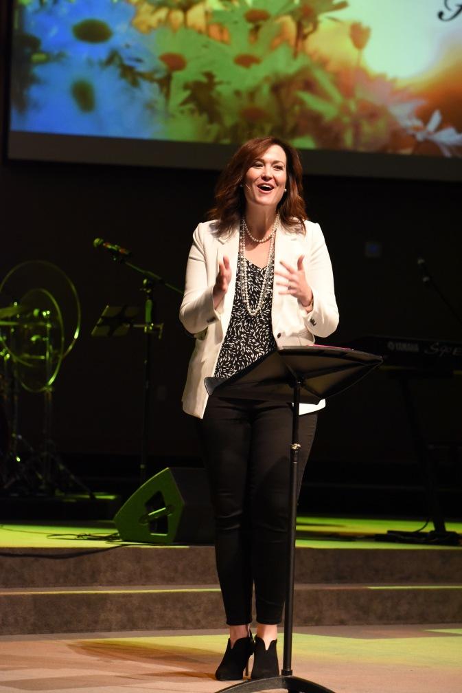 Pastor Tara Beth