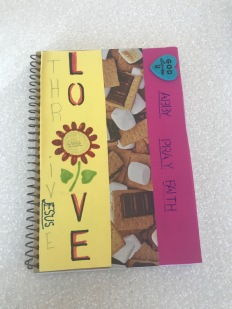THRiVE girls journals